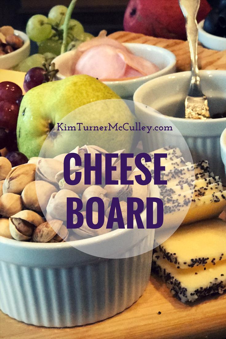 Cheese Board KimTurnerMcCulley.com