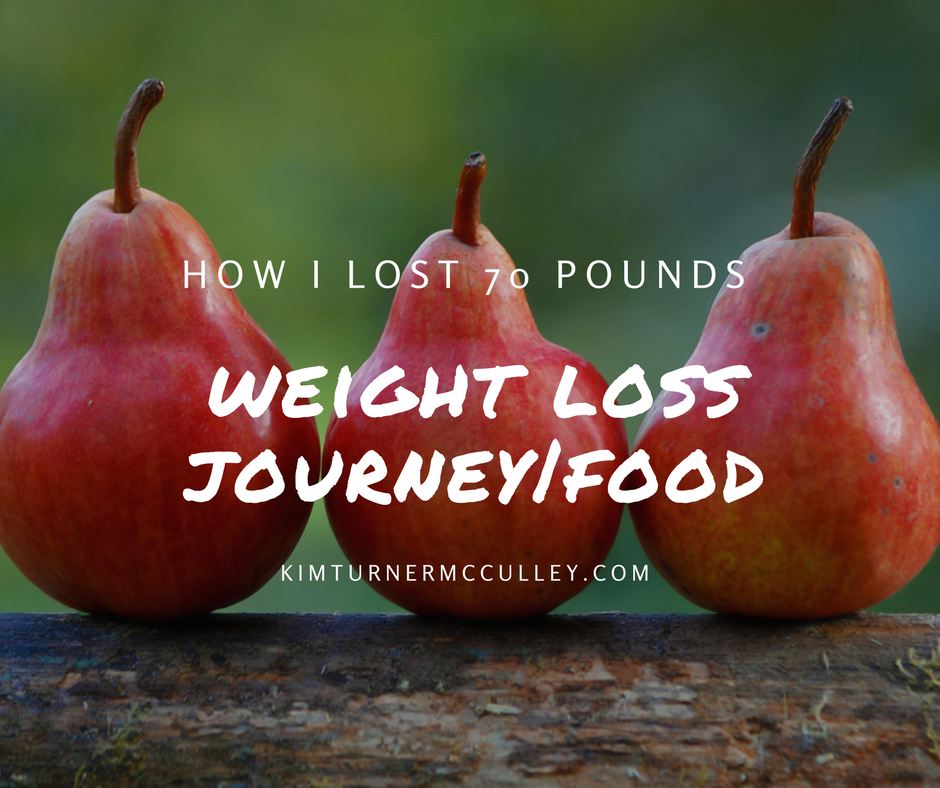 My Weight Loss Journey|Food KimTurnerMcCulley.com