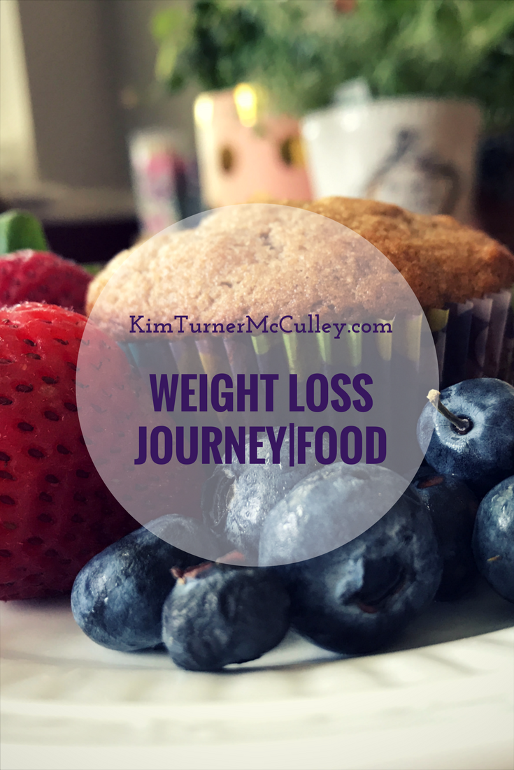 Weight Loss Journey Food Pin KimTurnerMcCulley.com