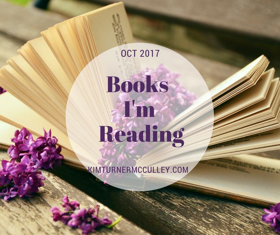 Books I'm Reading FB KimTurnerMcCulley.com
