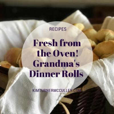 Fresh from the Oven! Grandma's Famous Dinner Rolls
