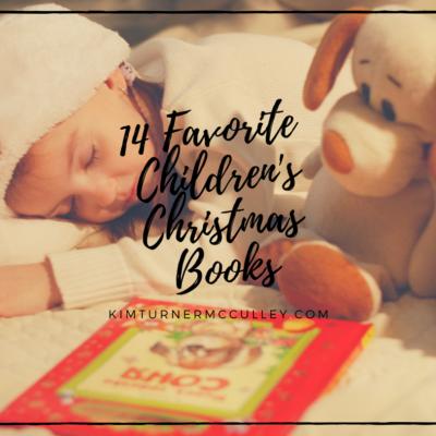 14 Favorite Children's Christmas Books