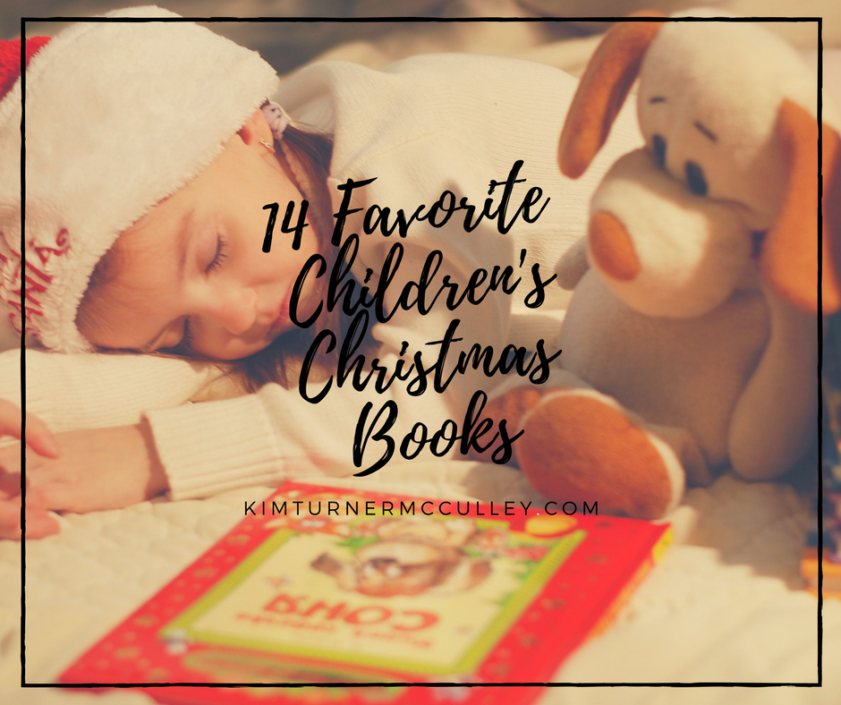Favorite Children's Christmas Books KimTurnerMcCulley.com