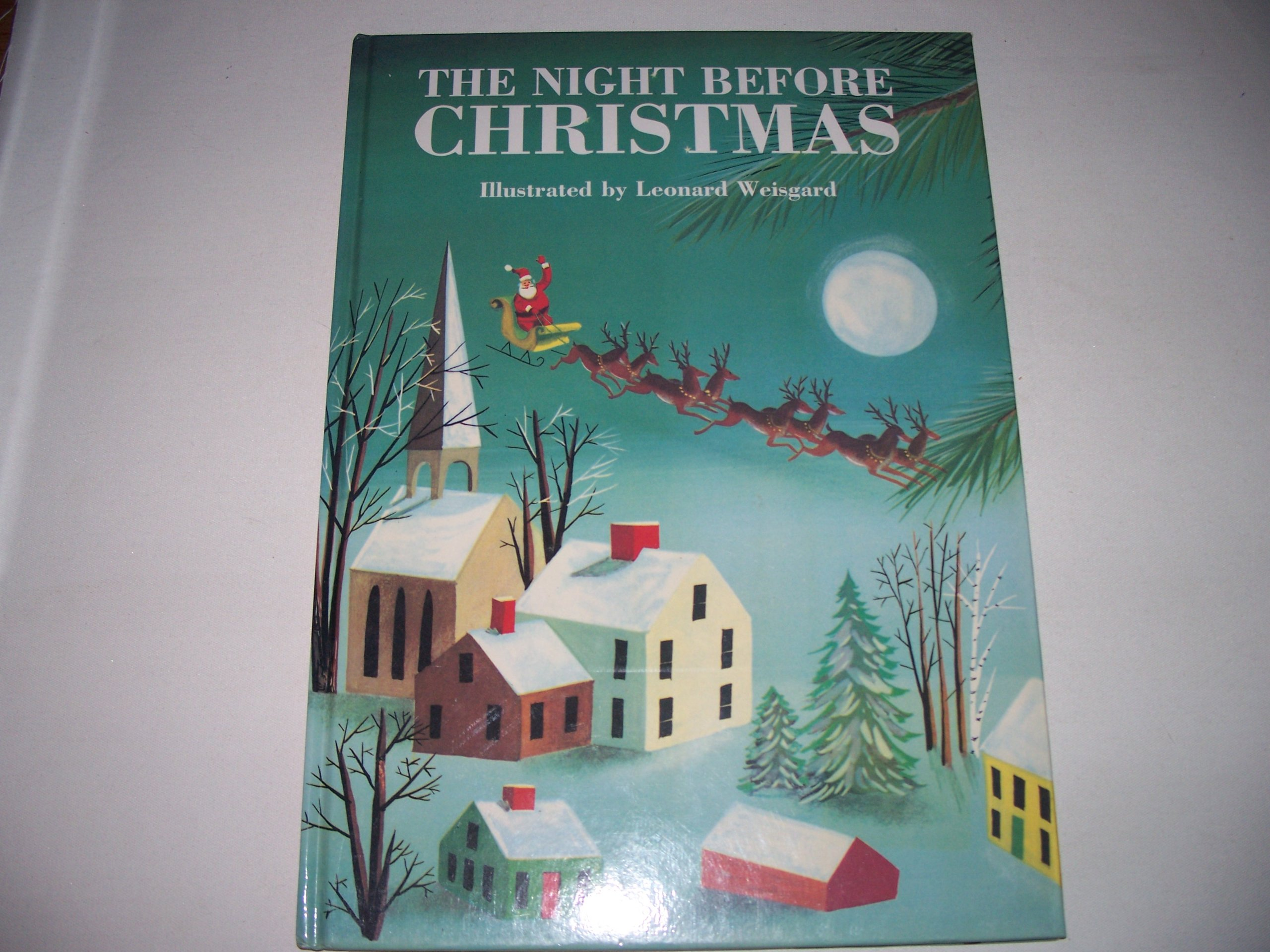 14 Favorite Children's Christmas Books KimTurnerMcCulley.com