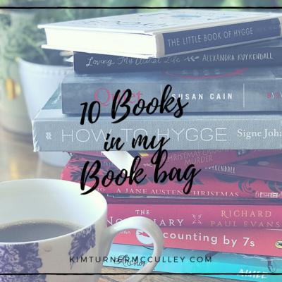 10 Books in My Book Bag