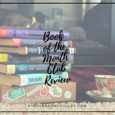 Book of the Month Club Review