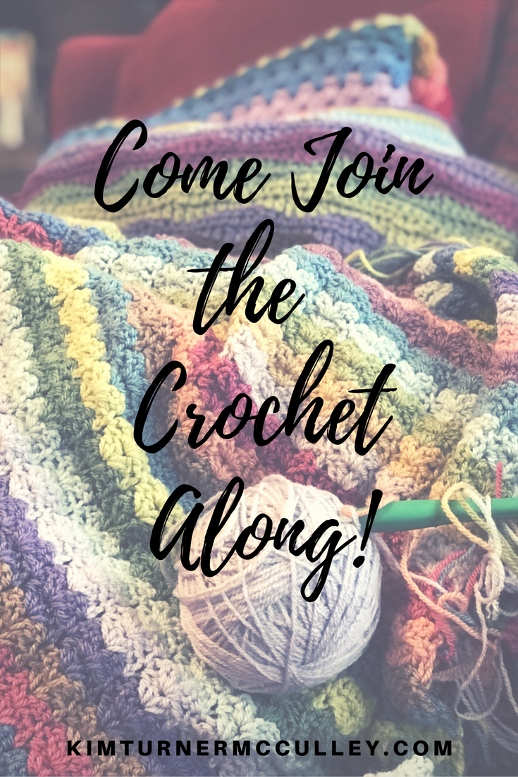 Come Join the Crochet Along! KimTurnerMcCulley.com