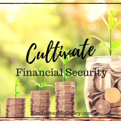 Cultivate | Financial Security
