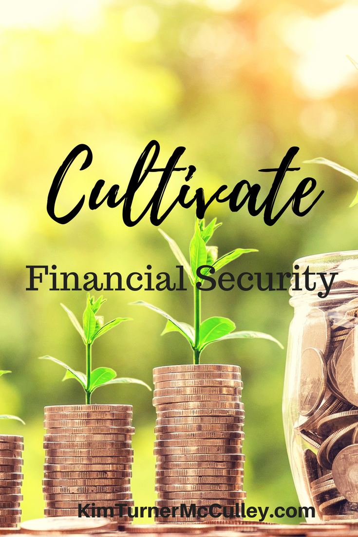 Cultivate Financial Security KimTurnerMcCulley.com