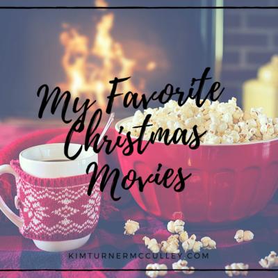 My Favorite Christmas Movies