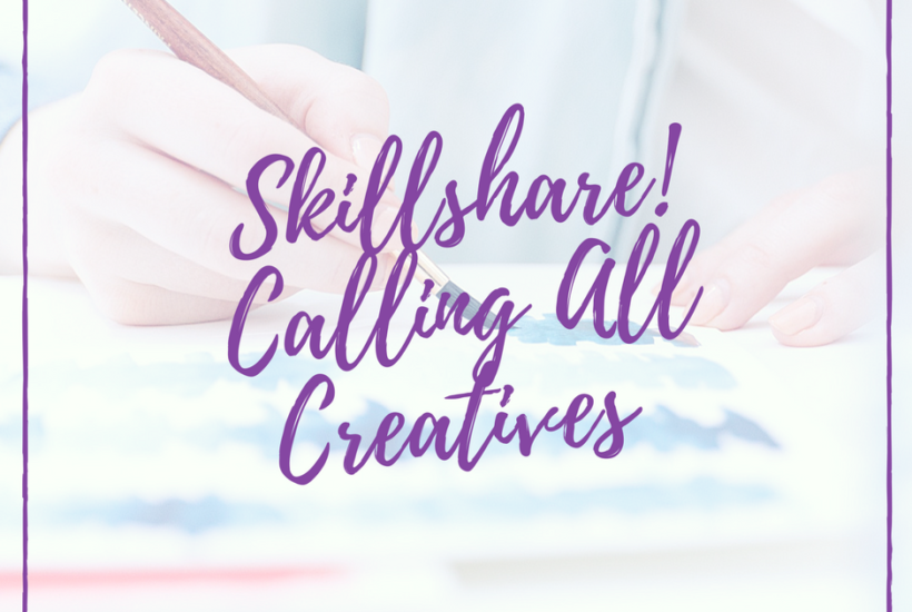 Skillshare! Cultivate Creativity KimTurnerMcCulley.co