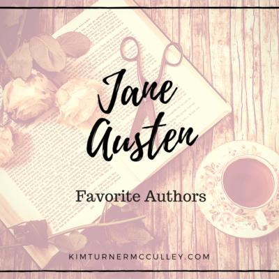 Jane Austen   Favorite Authors
