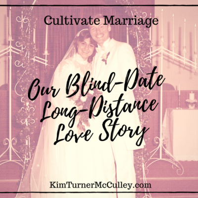 Our Blind-Date Long-Distance Love Story